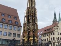 2021 08 24 Nürnberg schöner Brunnen Reisewelt on Tour