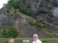 Vorbeifahrt am Loreleyfelsen Reisewelt on Tour