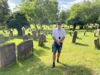 Worms Jüdischer Friedhof seit 2 Wochen UNESCO Weltkulturerbe