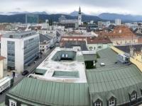 Herrlicher Blick über Klagenfurt
