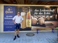 Besuch Hirter Brauerei in Hirt