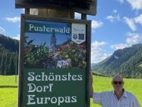 Pusterwald schönstes Dorf in Europa