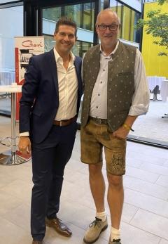 2021 09 11 Norbert Oberhauser beim Kinder Charity Abend in Schwanenstadt