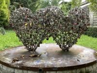 Herzen im Dani Garten