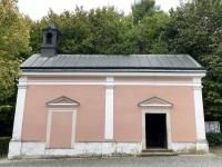 Lorettokapelle neben der Wallfahrtskirche