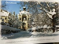 Winter Ansichtskarte