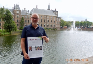 2016 08 13 Niederlande Den Haag Binnenhof