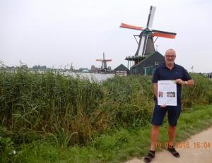 2016 08 19 Niederlande Zaanse Schans Windmühlen