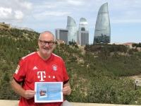 2019 09 09 Baku Flame Towers ASVOÖ Informer Preisausschreiben