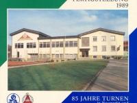 1989 Festschrift 85 Jahre Turnen in Neumarkt Kallham