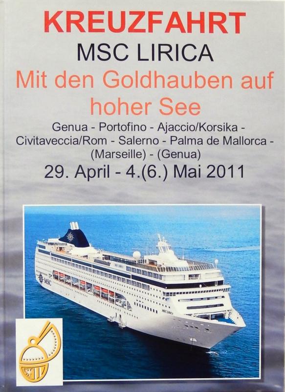 2011 04 29 Kreuzfahrt MSC Lirica