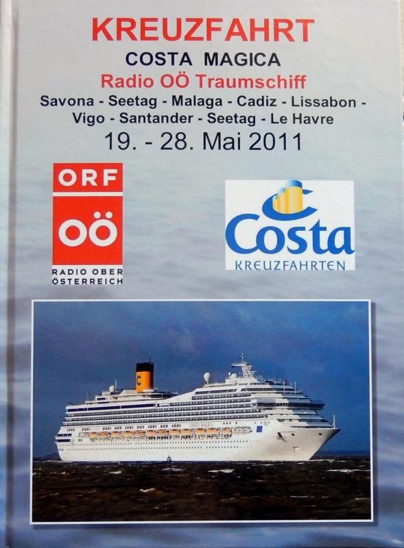 2011 05 19 Kreuzfahrt Costa Magica
