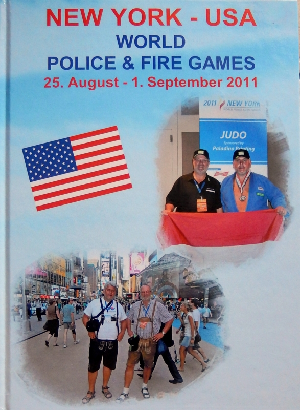 2011 08 25 New York Police und Fire Games