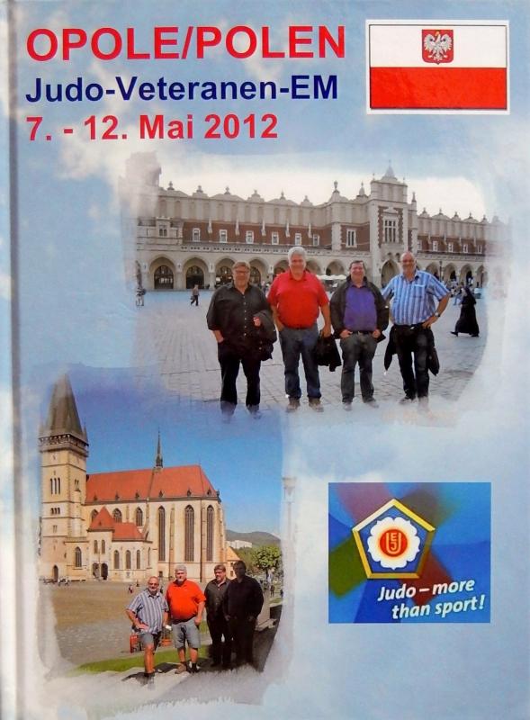 2012 05 07 Opole Polen Judo EM