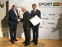 2019 06 27 LSO Verleihung Gold Reizl Hans Ehrung Erich Haider ASKÖ