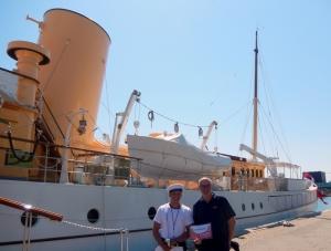 2016 05 12 Königliche Yacht Kopenhagen Dänemark
