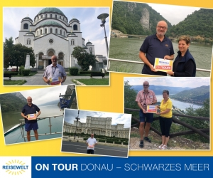 2018 07 28 1 Fotocollage Flusskreuzfahrt Donau