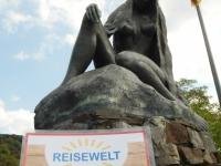 2016 09 10 Loreleyfelsen im Rhein
