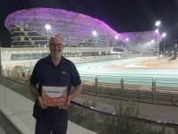 2016 10 27 Abu Dhabi Hotel und Rennstrecke Yas Marina