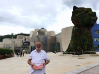 2017 06 06 Spanien Bilbao Guggenheim Museum RW on Tour