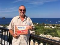 2017 06 12 Italien Insel Stromboli Blick von oben RW on Tour