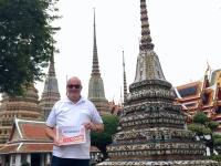 2017 10 27 Bangkok Wat Pho Reisewelt on Tour