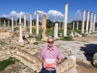 2018 02 27 Salamis Gymnasium mit Thermen Reisewelt on Tour