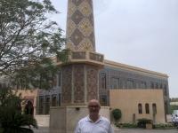2018 04 08 Doha Katar Kulturstadt Katara Moschee