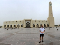 2018 04 08 Doha Katar Neue Moschee