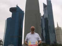 2018 04 08 Doha Katar Skyline