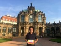 2018 04 29 Dresden Zwinger Innenhof