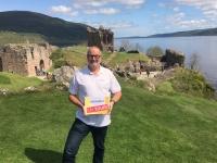 2018 05 16 Urquhart Castle am Loch Ness Reisewelt on Tour