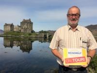 2018 05 17 Eilean Donan Castle Reisewelt on Tour
