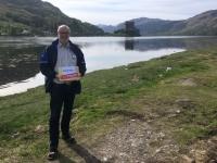 2018 05 17 Eilean Donan Castle aus der Entfernung Reisewelt on Tour