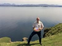 2018 05 17 Schottland Blick auf Atlantik 1 Reisewelt on Tour