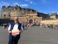 2018 05 19 Edinburgh Castle Reisewelt on Tour
