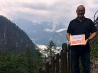 2018 06 30 Hallstättersee von oben Reisewelt on Tour