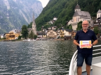 2018 06 30 Hallstatt UNESCO Weltkulturerbe Reisewelt on Tour