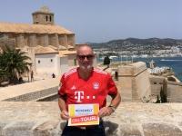 2018 07 13 Ibiza Altstadt Dalt Vila Reisewelt on Tour