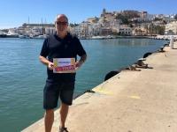 2018 07 16 Ibiza Altstadt Dalt Vila Reisewelt on Tour