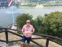 2018 08 04 Visegrad Donauknie Reisewelt on Tour 1