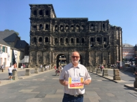 2018 08 22 Trier Porta Nigra Reisewelt on Tour