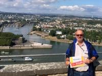2018 08 26 Koblenz Festung Ehrenbreitstein mit Deutschem Eck Reisewelt on Tour