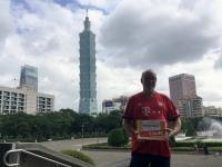 2018 09 24 Taipei Tower 101 von Sun Yat Halle aus_Reisewelt on Tour