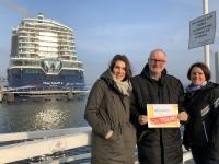 2019 01 23 Kiel Mein Schiff 2 Foto 2