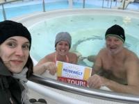 2019 01 24 Seetag Mein Schiff 2 Whirlpool bei minus 2 Grad Aussentemperatur Foto 5