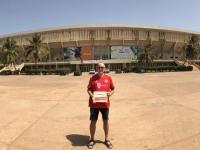 2019 02 13 Gambia vor Fussballstadion