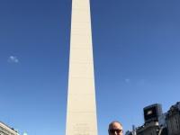 2019 03 02 Buenos Aires Obelisk Reisewelt on Tour