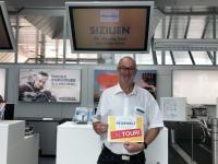 2019 05 24 Sizilien Abflug Hörsching Reisewelt on Tour