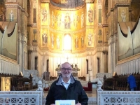 2019 05 29 Monreale Sizilien Kathedrale Reisewelt on Tour